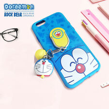 Ultra Thin Doraemon Apple phone protective shell Case Cover For iPhone 6/6s Plus