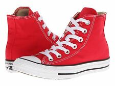 CONVERSE CHUCK TAYLOR ALL STAR FASHION 2016 HI TOP RED MENS SHOES *ALL SIZES