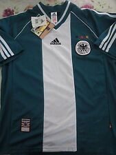 BNWT GERMANY DFB 1998 Away Football Soccer Shirt Jersey Trikot Men's Sizes RARE!