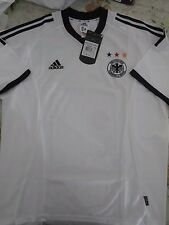 BNWT GERMANY DFB 2002 Home Football Soccer Shirt Jersey Trikot Men's Sizes RARE!