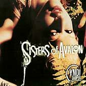 Cyndi Lauper CD Sisters of Avalon FREE SHIPPING