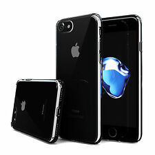 For Apple iPhone 7 / 7 Plus Case Ultra Thin Clear Crystal TPU Silicon Hard Cover