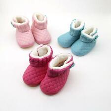 Infant Baby Kids  Thick Snow Boots  Boy Girl Toddler Winter Warm Fur Boots Shoes