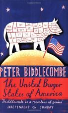 USED (GD) The United Burger States of America by Peter Biddlecombe