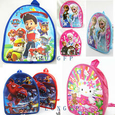 Childrens Nursery School Bag Kids Lightweight Travel Shoulder Backpack Toddler