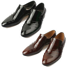 Mooda Mens Leather Loafer Shoes Classic Formal Lace up Dress Shoes JurdanS CA