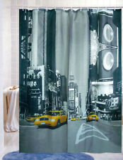 POLYESTER Bathroom Use 180 x 180 cm Daily Bathing Shower Use SHOWER CURTAIN Set