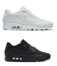 Nike Air Max 90 Triple White Black ULTRA MOIRE Smart Trainers