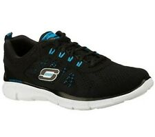 Skechers Equalizer Deal Maker 51358 BKBL Mens Sneaker/Runners (bkdeal)