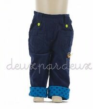 NWT Deux par Deux Fairies Beliver Babycord  girl's Pants style B20 5y, 6y