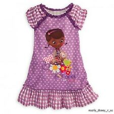 NEW Disney Store Exclusive Doc McStuffins Nightshirt Pajamas Nightgown