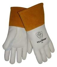 Tillman 34 Toughest Top Grain Cowhide MIG Welding Gloves, Large