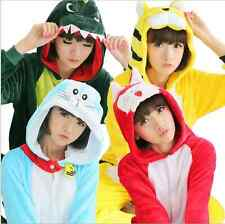 Hot Sleepwear Suit Unisex Adult Pajamas Kigurumi Cosplay Costume Animal Onesie