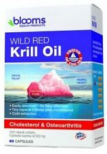 Blooms Wild Red Krill Oil 500mg X 60 Cap