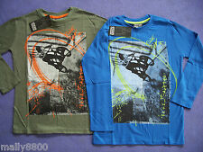 "Urban Crusade - Boys -  Tshirt  - Top - ""RIDE THE WALL"" - BMX Bike - Select size"