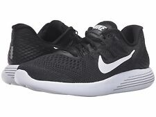 NIKE LUNARGLIDE 8 BLACK WHITE ANTHRACITE WOMENS 2016 RUNNING SHOES ** ALL SIZES