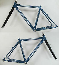 Müsing Crozzroad Lite Cyclo Cross Cyclocross Frame Kit 17 19 11/16-23 5/8in