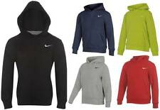 Nike Fund Fleece Hoody Junior Boys Kids Hoodie Nike Logo All sizes 7 - 13 Years