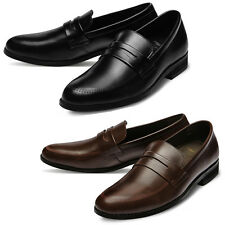 Mooda Mens Leather Loafer Shoes Casual Formal Lace up Dress Shoes InaS AU