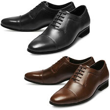 Mooda Mens Leather Shoes Classic Formal Oxfords Dress Shoes BosternL AU