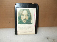 1973 ERIC CLAPTON/CLAPTON 8-TRACK TAPE TESTED POLYDOR 5526-8