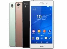 New in Box Sony Xperia Z3 D6653 - 16GB (Unlocked) Smartphone ALL COLORS