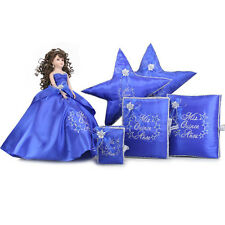 Quinceanera Mis Quince Años Girls Birthday Doll Party Favor Compelete Set Q1032