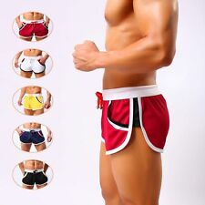 Fashion Mens Boxers Sport Shorts Running Casual Pants GYM Racing Athletic M/L/XL