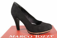 Marco Tozzi 22412 Court shoes Slippers Casual shoes black soft inner sole NEW