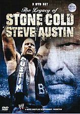 WWE - The Legacy Of Stone Cold Steve Austin  DVD New and sealed