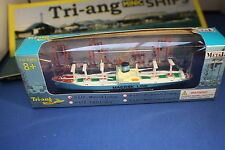 Maersk Lines Cargo Ship from Triang MInic Ships. Boxed New. 1200 scale
