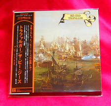 Bee Gees TRAFALGAR JAPAN AUTHENTIC MINI LP CD NEW OUT OF PRINT WPCR-15758