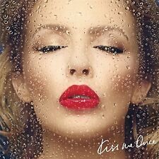 KYLIE MINOGUE - KISS ME ONCE  CD NEW!