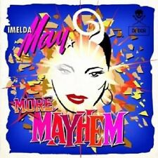 "IMELDA MAY ""MORE MAYHEM (NEW VERSION)"" CD NEW!"