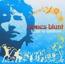 JAMES BLUNT 'BACK TO BEDLAM' CD NEW!