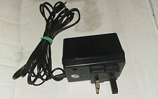 RARE! DECENT CONDITION OFFICIAL ATARI 2600 POWER SUPPLY UK : C103891-001 TESTED!