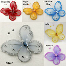 """Stocking Nylon Butterfly 11cm (4-1/2"""") Party Wedding Decorations"""