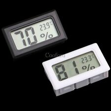 Mini Digital LCD Thermometer Hygrometer Humidity Temperature Meter Indoor CO99