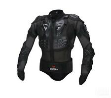 DUHAN Men's Motorbike Motorcycle Protective Body Armour/ Armor Jacket Guard suit
