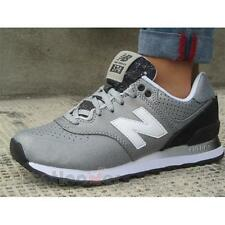Shoes New Balance WL574RAC woman Classic Collection Sneakers Silver White