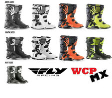 FLY RACING MAVERIK Off-road Boots Mens, Youth, Kids Sizes