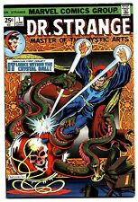 Doctor Strange #1 comic book First issue-1974 MCU-Movie-Marvel