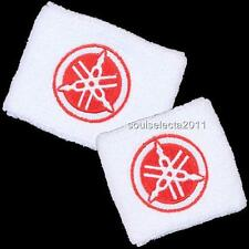 YAMAHA BRAKE RESERVOIR COVER OIL CUP COVER GP SOCK R1 R6 YZF 600 1000 SET WT/RED