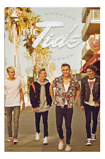 The Tide Group Poster New - Maxi Size 36 x 24 Inch