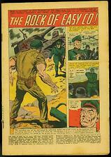 Our Army at War #81 1959- 1st Sgt. Rock of Easy Co.- DC Key bargain copy