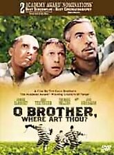 O Brother, Where Art Thou (DVD, 2001, Widescreen)