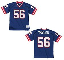 New York Giants Lawrence Taylor Blue 1986 Mitchell & Ness Jersey