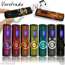 LCD Screen USB FM RADIO MP3 Media Music Player MP3 Support 8GB TF Memory CARD