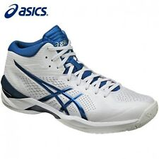 asics basketball shoes GELBURST 20th TBF329 White / royal blue