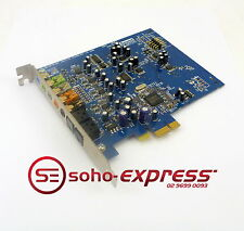 CREATIVE SOUND BLASTER X-FI XTREME PCI-E 7.1 SOUND AUDIO CARD SB0820